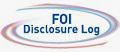 FOI Disclosure Log
