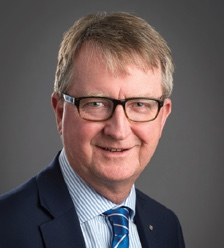 Photo of Commonwealth Ombudsman Michael Manthorpe PSM